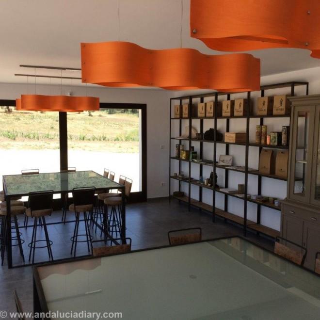 La Melonera Ronda Winery Andalucia Diary (5)