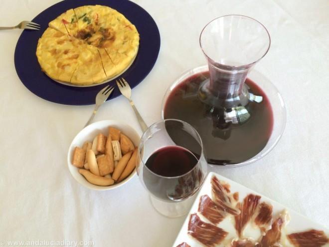 La Melonera Ronda Winery Andalucia Diary (9)