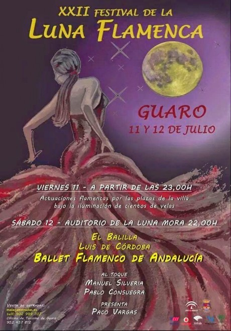 Luna Flamenca July 11 and 12