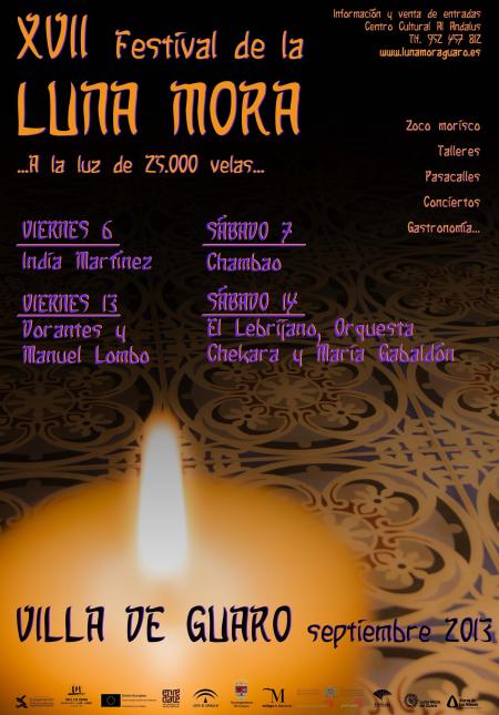Luna Mora Guaro 2013