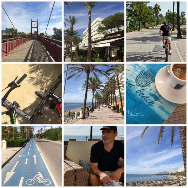 Marbella Paseo Maritimo Cycling  (1)