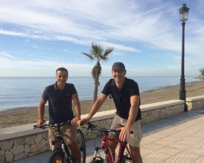 Marbella Paseo Maritimo Cycling  (2)
