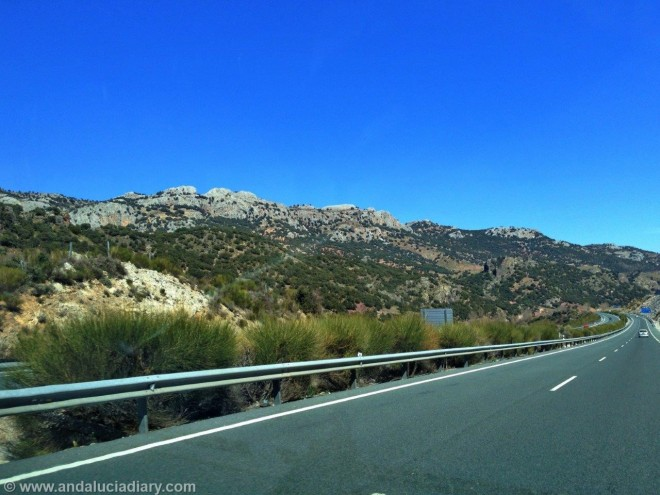 Megalithic route Guadix Granada Andalucia Diary (11)
