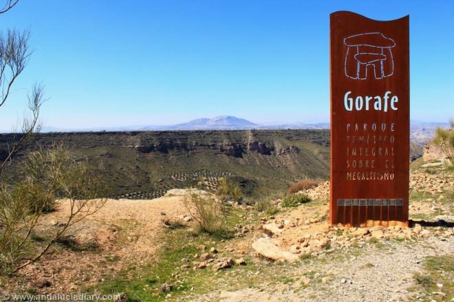 Megalithic route Guadix Granada Andalucia Diary (15)