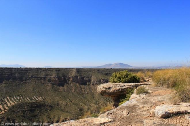 Megalithic route Guadix Granada Andalucia Diary (19)