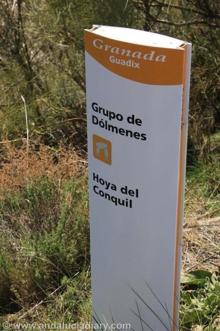 Megalithic route Guadix Granada Andalucia Diary (8)