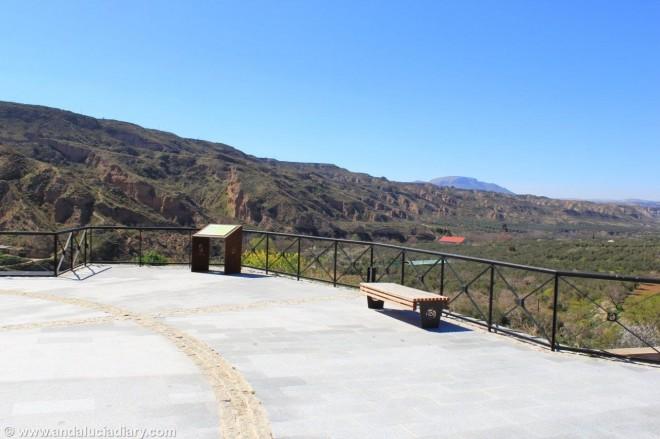 Megalithic route Guadix Granada Andalucia Diary (9)