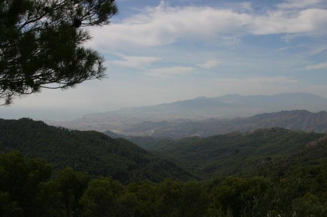 Montes Malaga