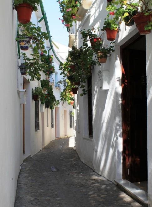 Old town Priego de Cordoba