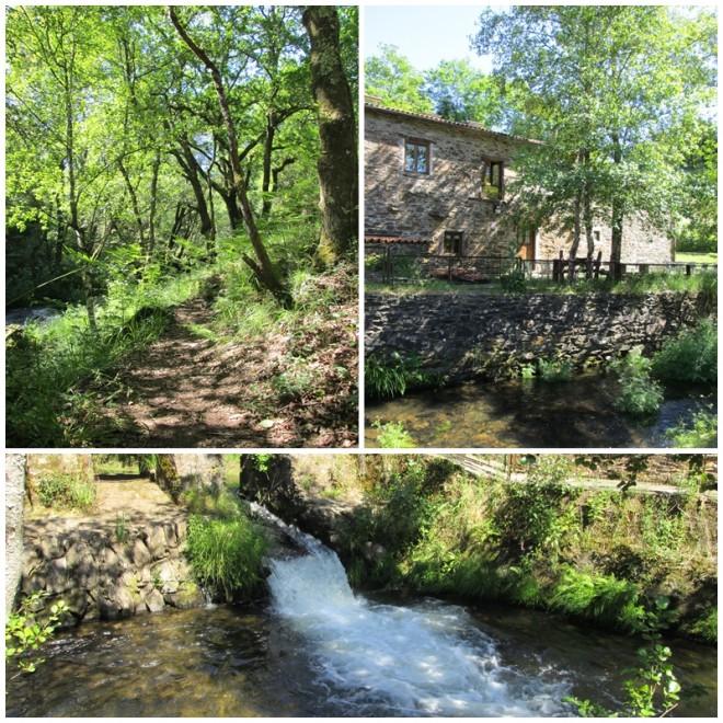 Omuino Water Mill Camino de Santiago