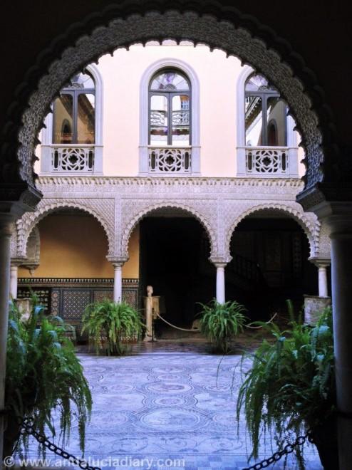 Palacio de la Condesa de Lebrija www.andaluciadiary (6)