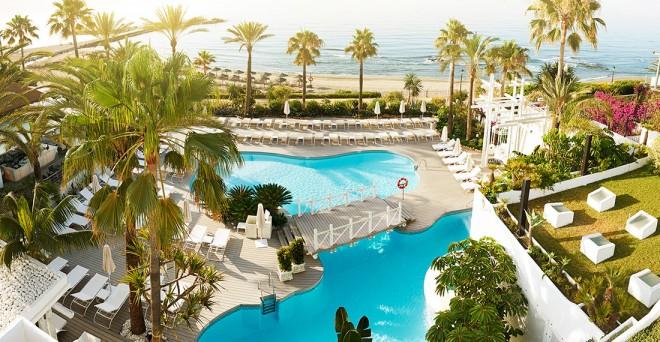 Puente Romano Beach Resort Andrew Forbes Lifestyle Writer Consultant
