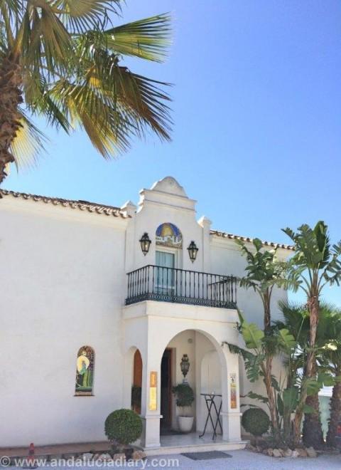 Restaurante Amador Hotel Villa Guadalupe (1)