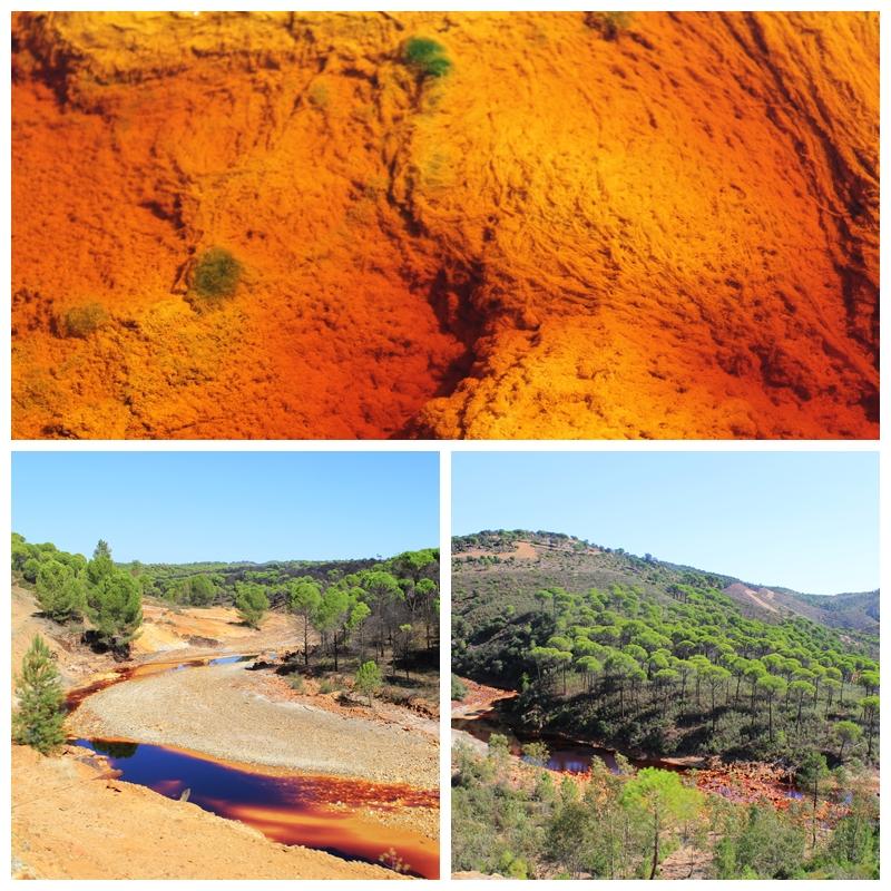 Rio Tinto, Huelva, Andalucia, Spain Iron Oxide Water