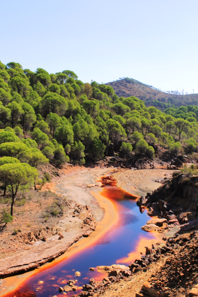 Rio Tinto, Huelva, Andalucia, Spain