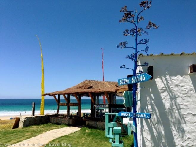 Sirocco Beach Bar Chiringuito Bolonia Andrew Forbes Andalucia Diary (1)