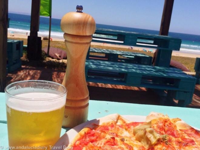 Sirocco Beach Bar Chiringuito Bolonia Andrew Forbes Andalucia Diary (5)
