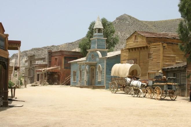 Tabernas Desert Almeria Andalucia