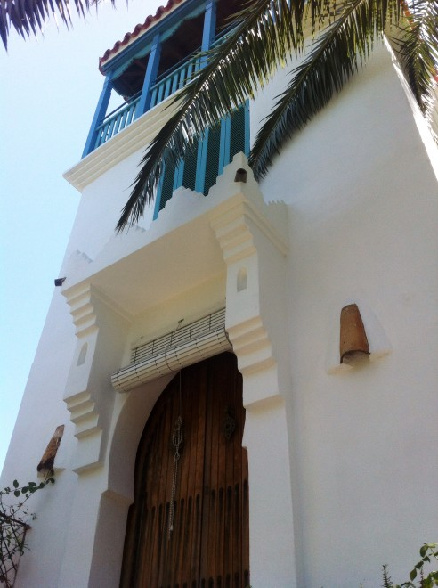 Tower Casita Mosaica