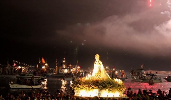 Virgen del carmen 3
