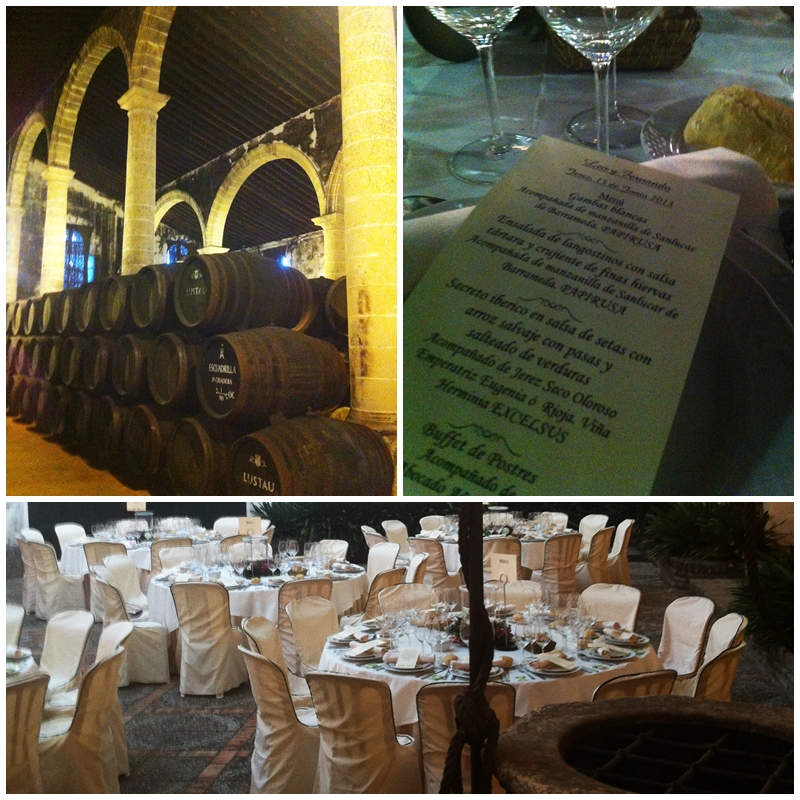 Wedding at Lastau Bodegas Jerez
