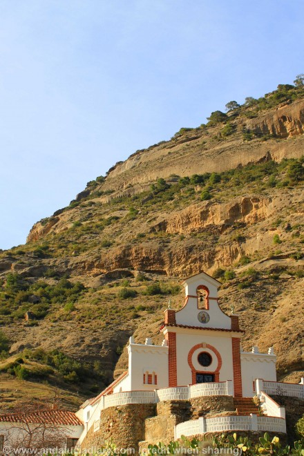 church in el chorro