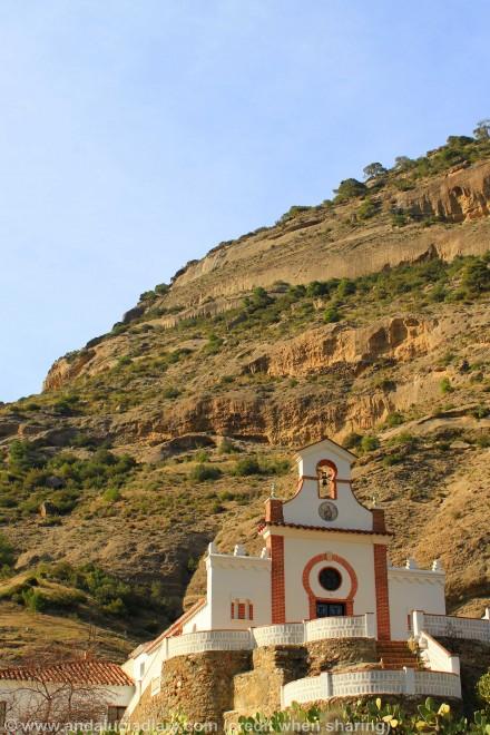 church in el chorro
