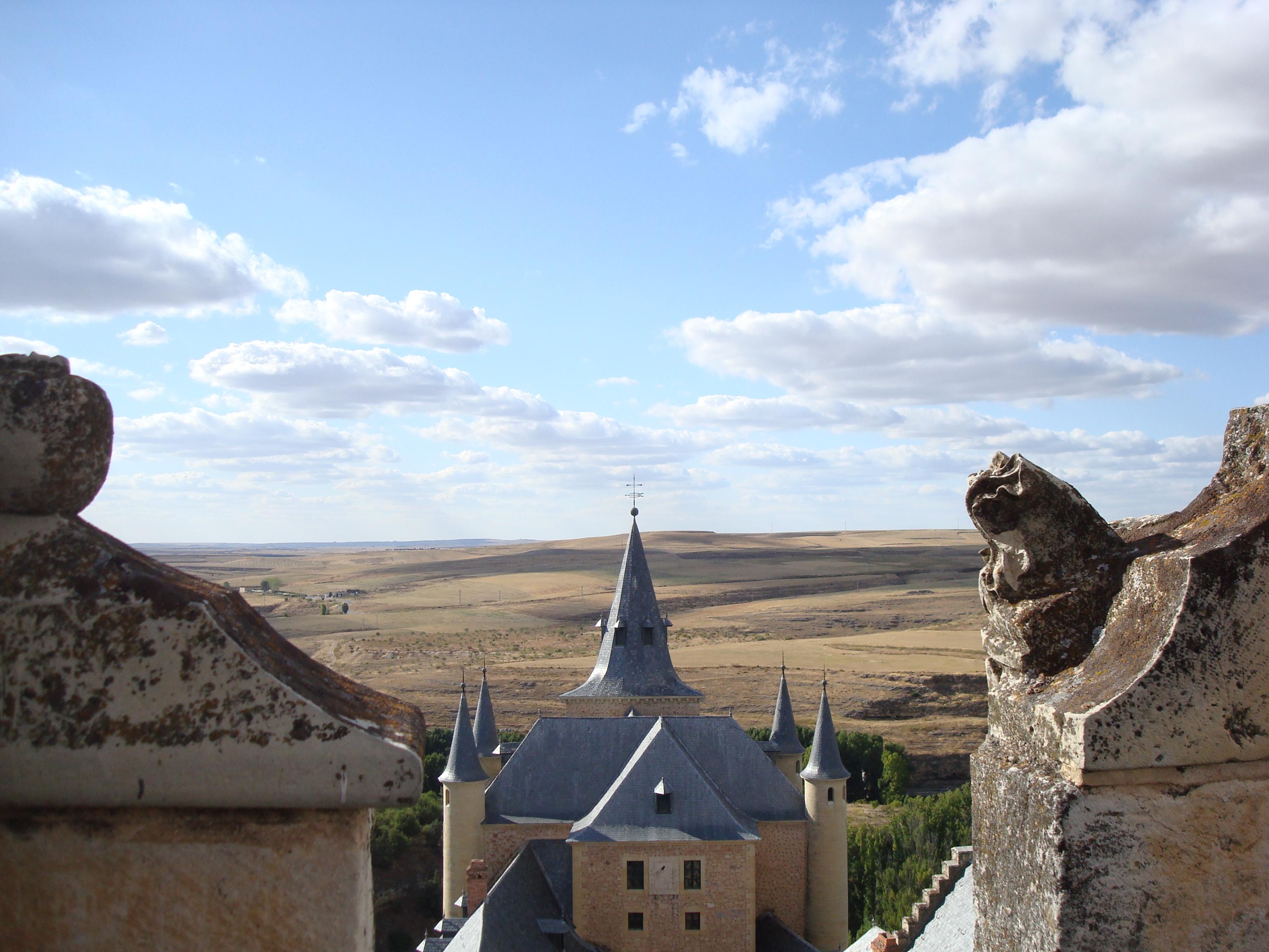 Segoviacastle www.andrewaforbes.com