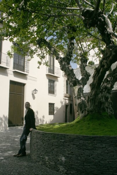 Malaga patio - museo de picasso