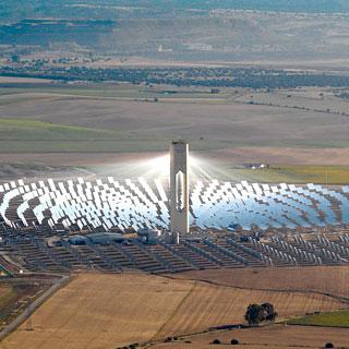 Sevilla solar power