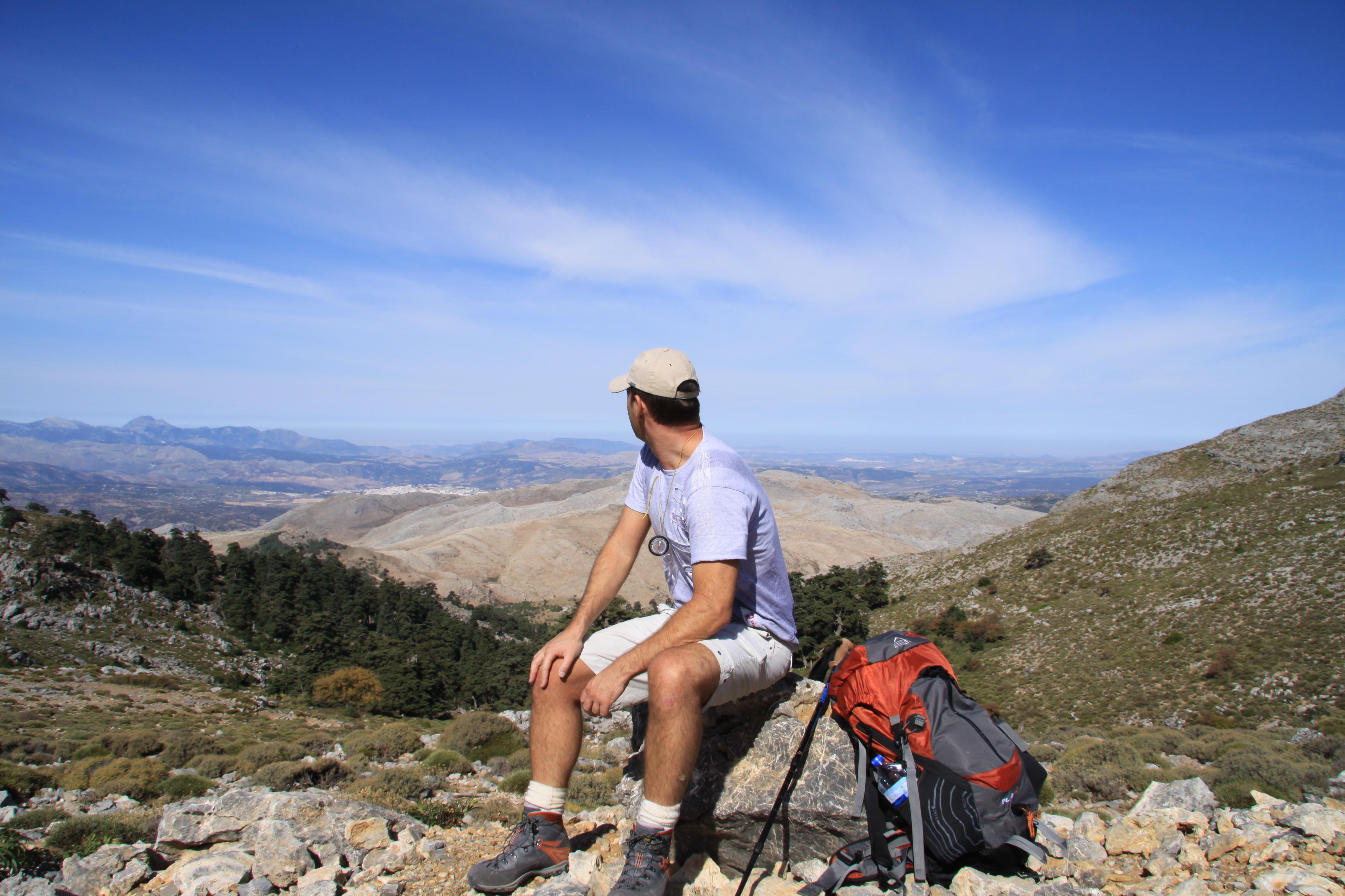 50% up la Torrecilla, sierra de las nieves www.andrewforbes.com