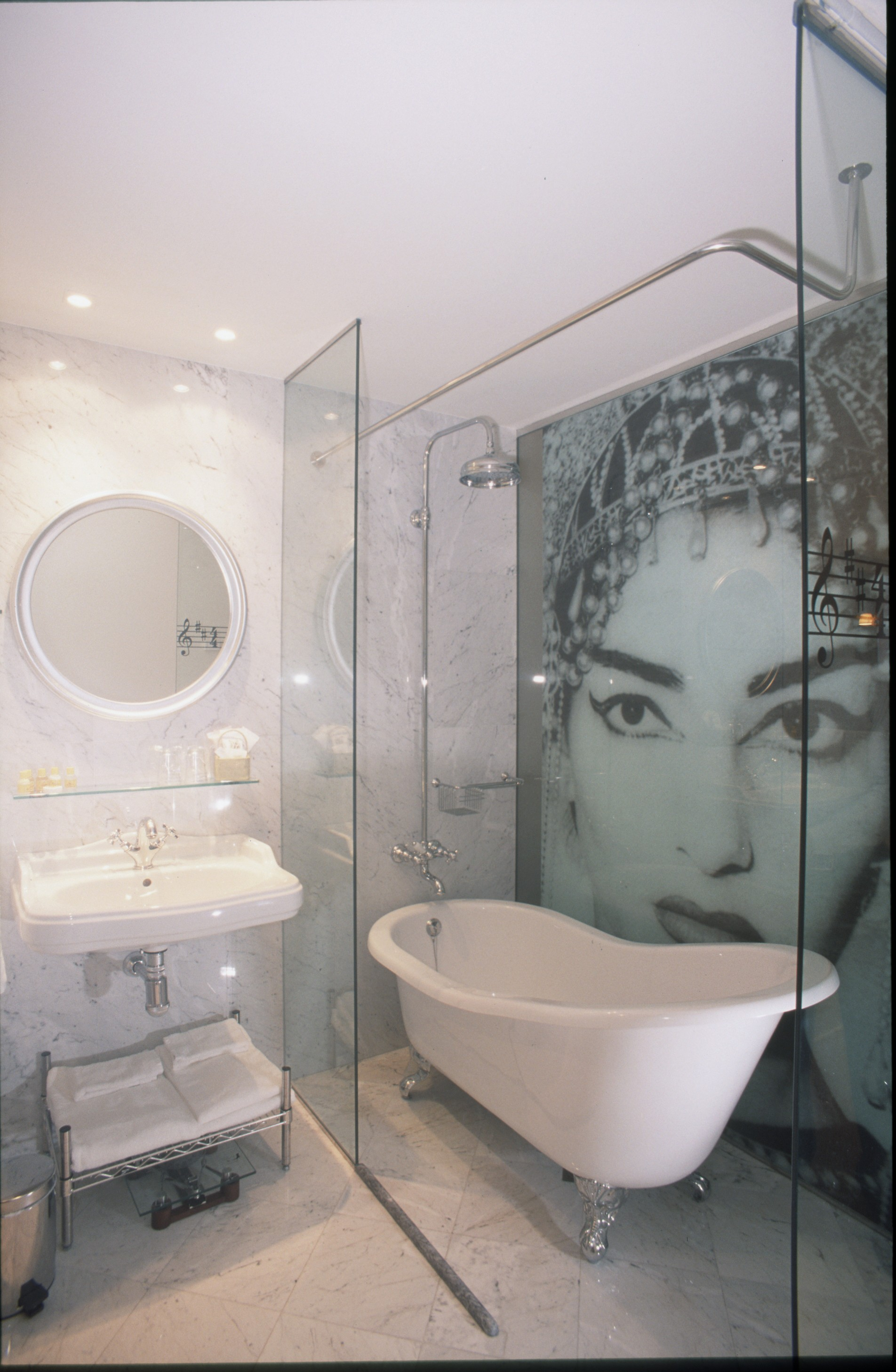 Libretto bathroom