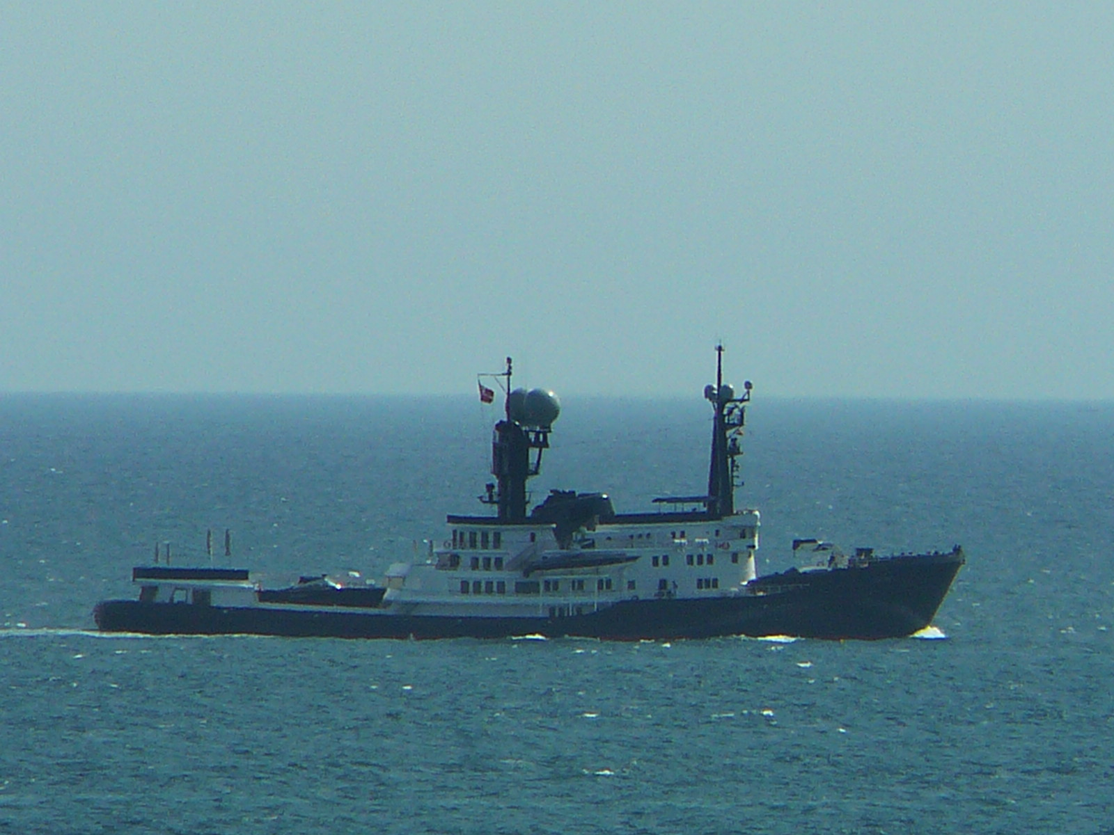 Us SECUIRTY OFF COAST OF MARBELLA