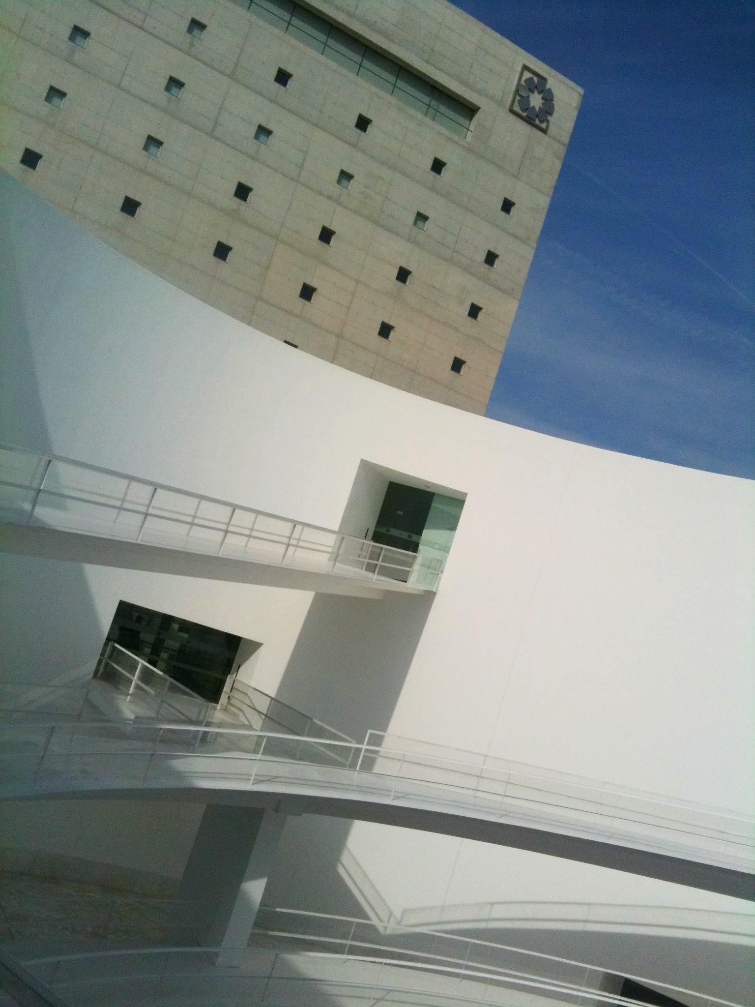 Centro Cultural CajaGranada Memoria de Andalucía copy right andrew forbes .com