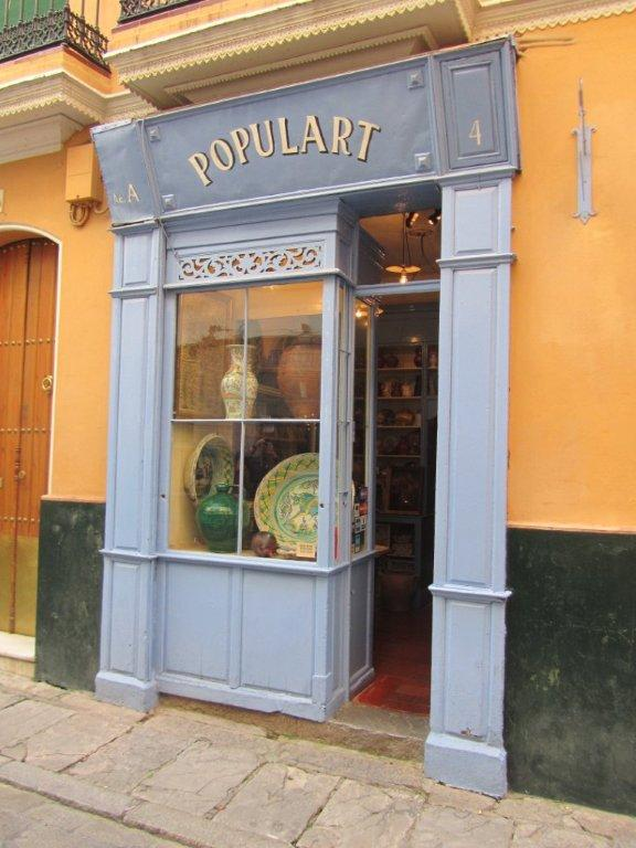 Populart_sevilla_seville_artisan ceramics and tiles