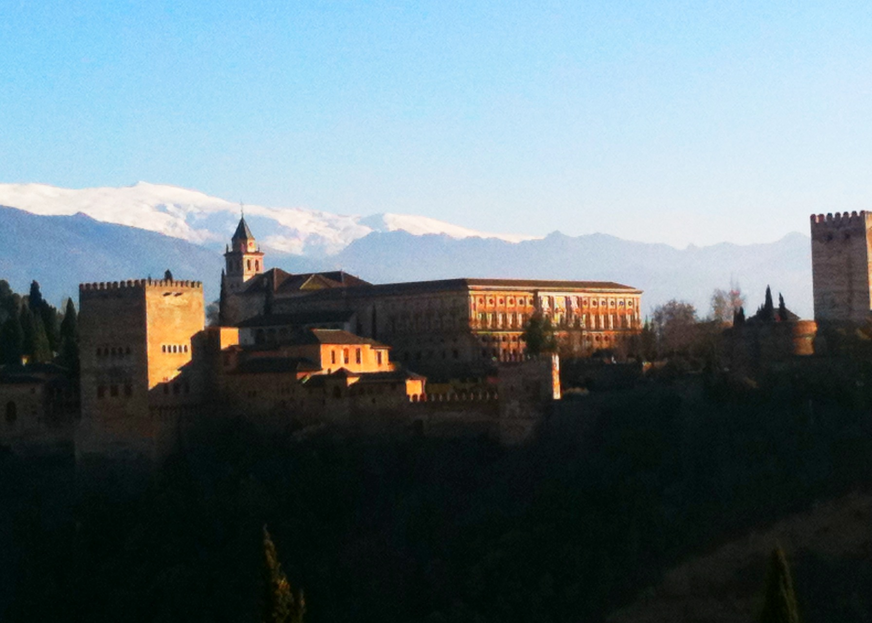 Alhambra granada copyright andrew forbes