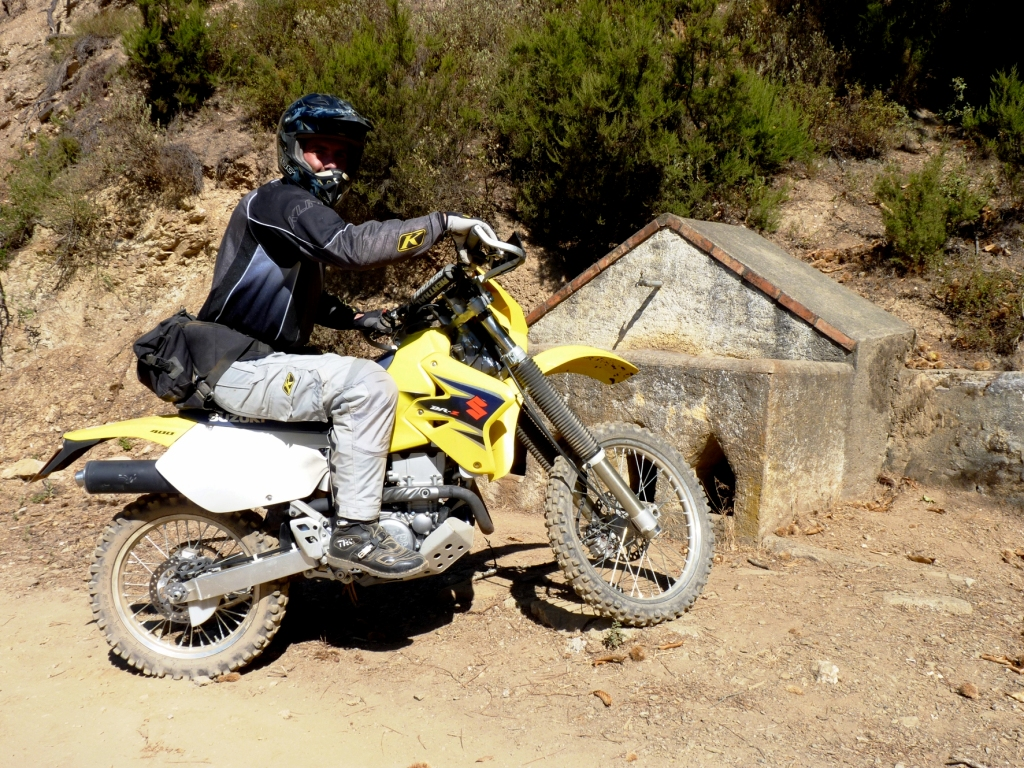 Riders of the Lost Trail dirt bike guided off road motorcyle tours andrew forbes 2 LR