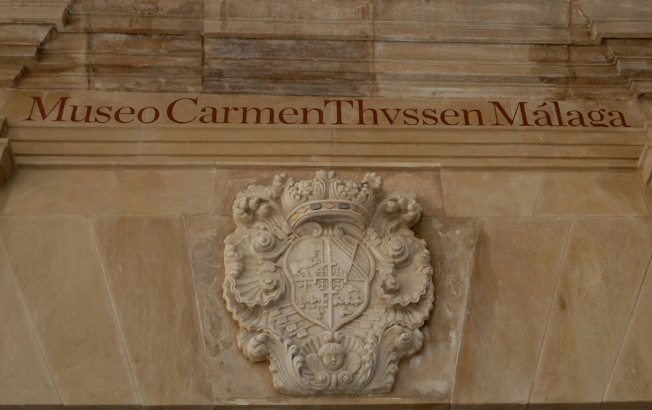 MuseoCarmenThyssen_Malaga_Renaissance_doorway