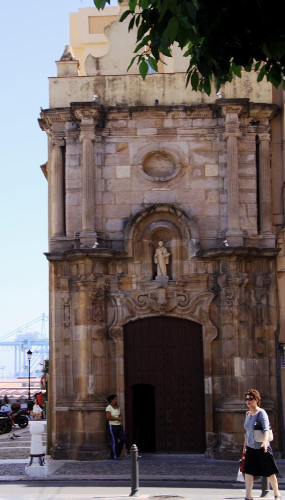Algeciras_andalucia_ Capilla de Nuestra Señora de Europa_outside