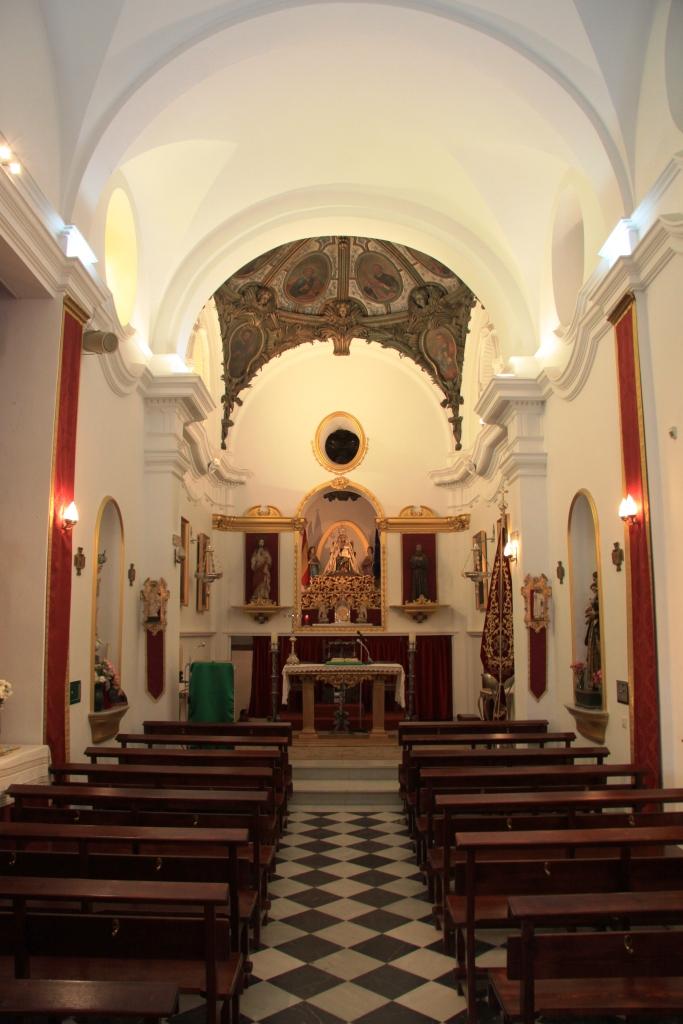 Algeciras_andalucia_ Capilla de Nuestra Señora de Europa