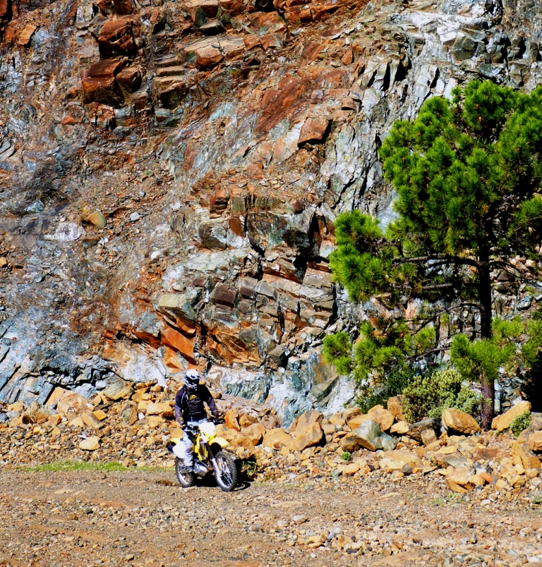 Riders of the Lost Trail dirt bike guided off road motorcyle tours 1 LR