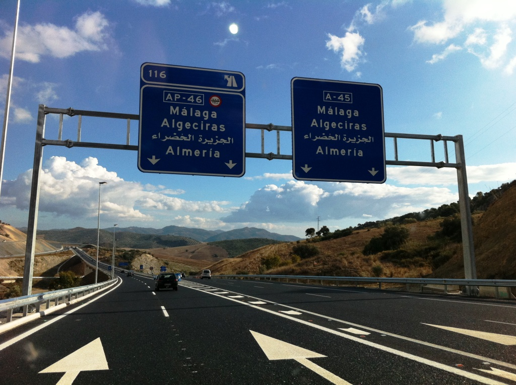 A46 Autopista