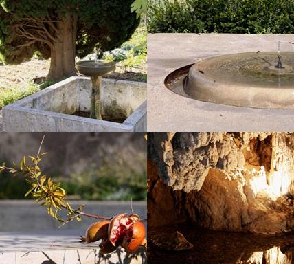 Discovering jardin nazari el jardin de los sentidos the garden of the five senses - El jardin de los sentidos ...