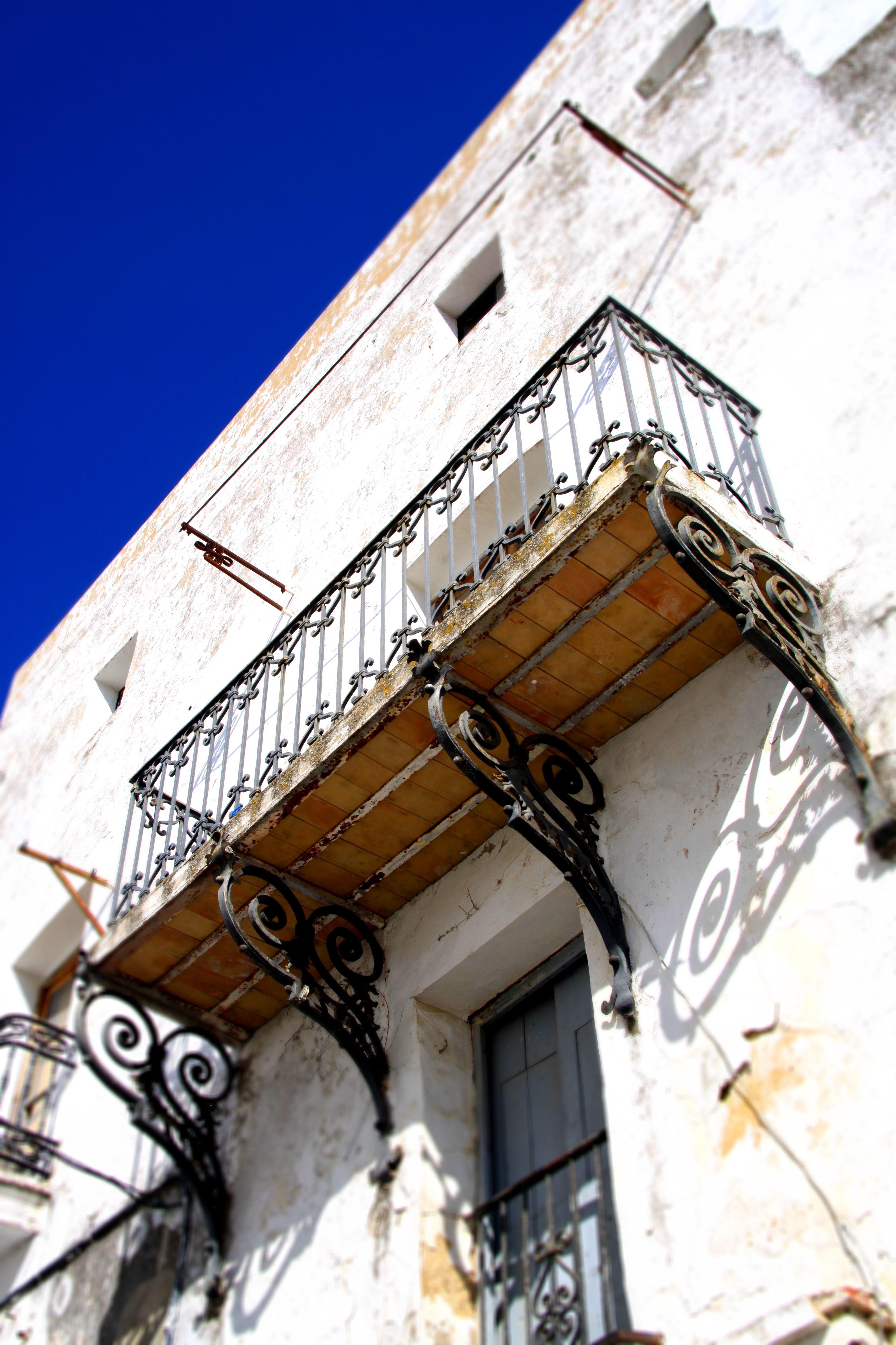 Balcony_ rurul life in Alcalá de los Gazules, Alcornocales, Cadiz Province_andrew_forbes
