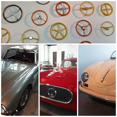 Masarati_Aston_martin_porsche_ Málaga Car and Automobile Museum Museo Automovil de Málaga Andrew Forbes