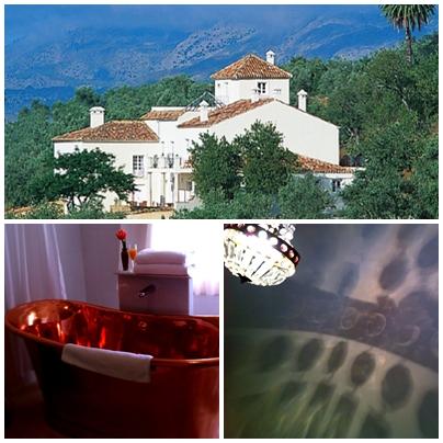 La Fuente de la Higuera Boutique Rural Hotel in Ronda Andrew Forbes Traval Writer