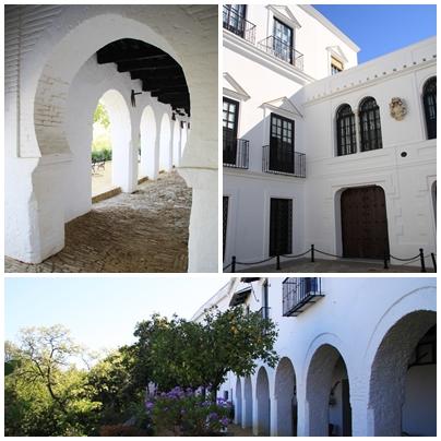 Casa de Medina de Sidonia Sanlucar de Barrameda