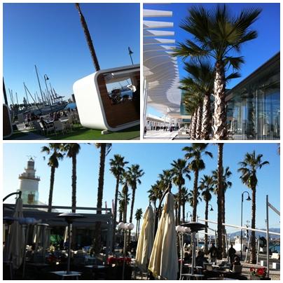 El_Palmeral_de_las_sorpresas_puerto_de_malaga_cruise_port_malaga_andalucia_Spain_cafes
