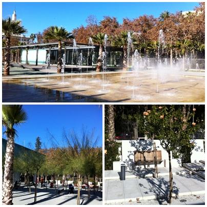 El_Palmeral_de_las_sorpresas_puerto_de_malaga_cruise_port_malaga_andalucia_Spain-architectural_gardens