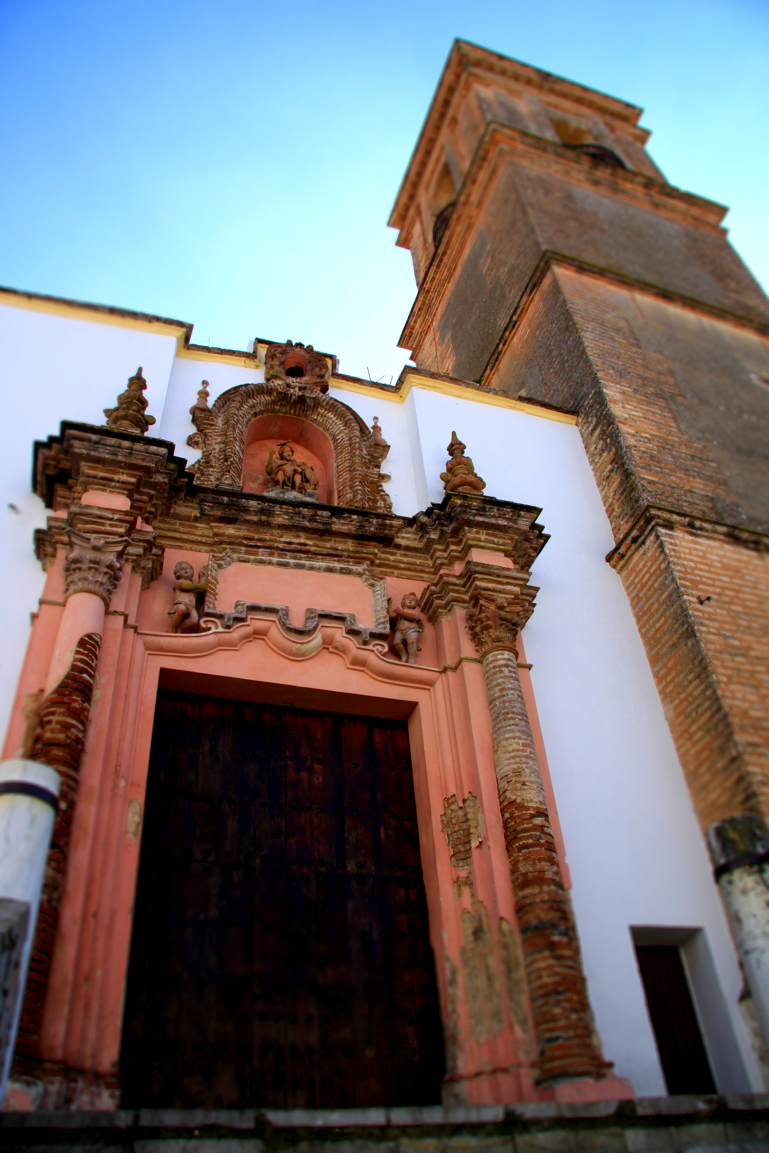 Church_ rurul life in Alcalá de los Gazules, Alcornocales, Cadiz Province_andrew_forbes